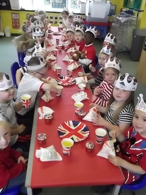 Nursery Jubilee Celebrations