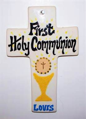 First Holy Communion – Saturday 18th May