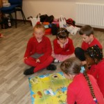 Year Two visit to Heworth CLC