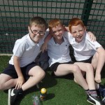 Sports Day at Cardinal Hume School