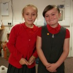 A Year Four Update by Ayse and Abbie
