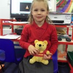 My Weekend with Winnie the Pooh – By Sophia