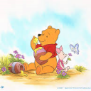 Where's Winnie The Pooh been this week?