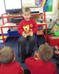 My Fun with Winnie The Pooh by Jonah