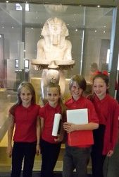 Year 5 Trip to Great North Museum
