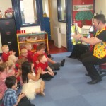 Nursery Graduation and Magic Show