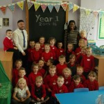 Year One's First Week