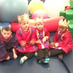 Nursery Christmas Performance Practise