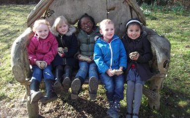 Reception Visit Washington Wildfowl Park 17th March 2016