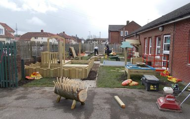 Outdoor Learning for the Early Years – UPDATE!