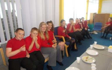Year 6 Breakfast Club