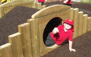 Reception – Outdoor Learning