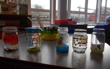Year 5 – Dream Jars