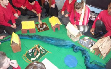 Year 4 Anglo-Saxon Topic