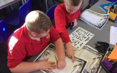Peer Marking – Year 4