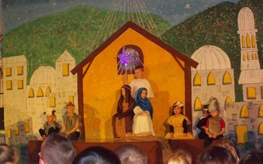 Year 1 and Year 2 Nativity