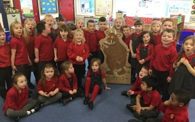 Gruffalo Party – Reception