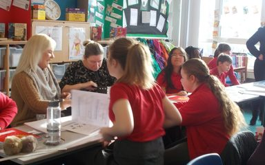Year 6 Maths Open Morning