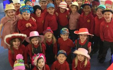 Wear a Hat Day – 31st March 2017
