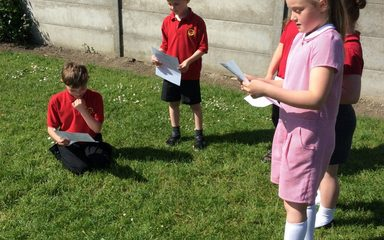 Year 3 Playscripts