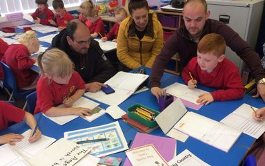 Open Morning – Year One