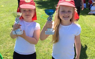 Reception and KS1 Sports Day 17th July 2017