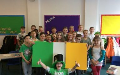 European Day of Languages – Year 6