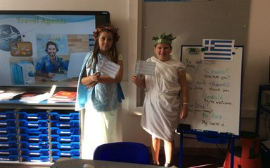Year 5 – European Day of Languages