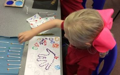 Year 2 – Aboriginal Artwork