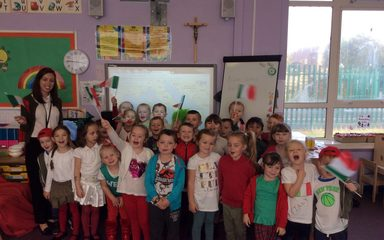 European Day of Languages – Year 1