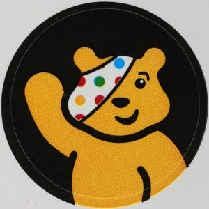 Wear spots for children in need