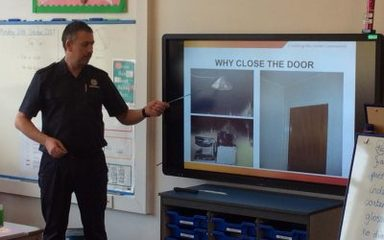 Fire Safety in Year 5