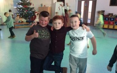 Year 1 and Year 2 Christmas Party