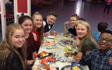 Year 5 and Year 6 Christmas Party
