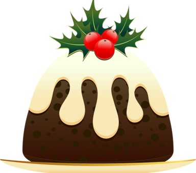 The theft of the Christmas pudding