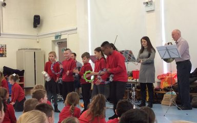 KS2 Music Workshop