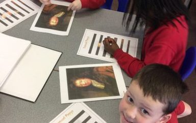 Year 2 – Samuel Pepys Art