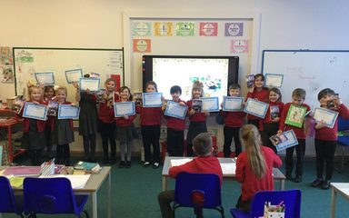 Year 3 Authors!- The 500 Word Challenge!