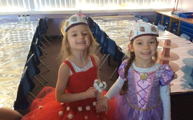 Prince and Princess Party