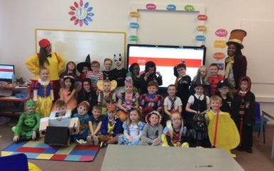 World Book Day – Year 2