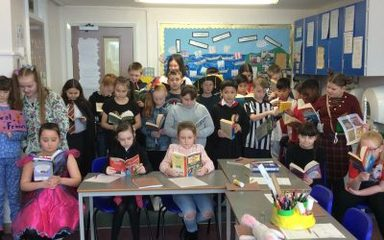 Year 5 – World Book Day