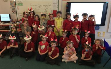 Happy Easter from Year 3