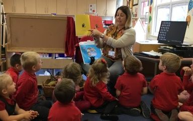 People Who Help Us – Nursery Tuesday 22nd May