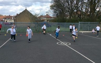 Year 5 Athletics