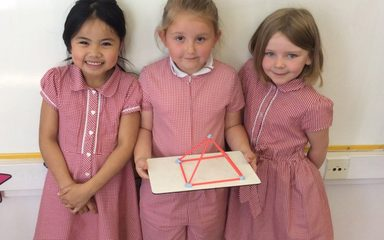 Shape Fun in Year 2 – Tuesday 22nd May