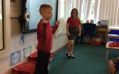 Performance Poetry – Year 3