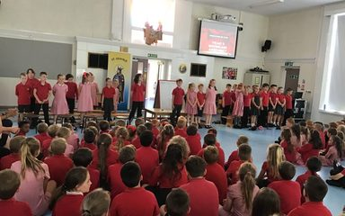 Year 3 Showcase Assembly