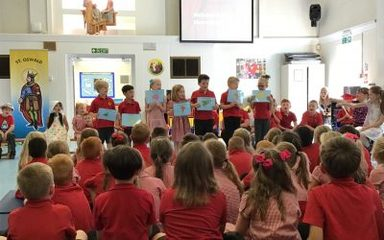 Year 2 Celebration Assembly 2018