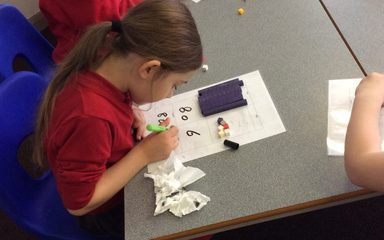 Maths in Year 2 – Friday 14th September