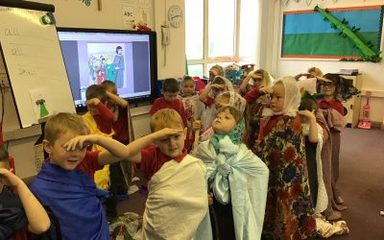 Judaism in Year 1